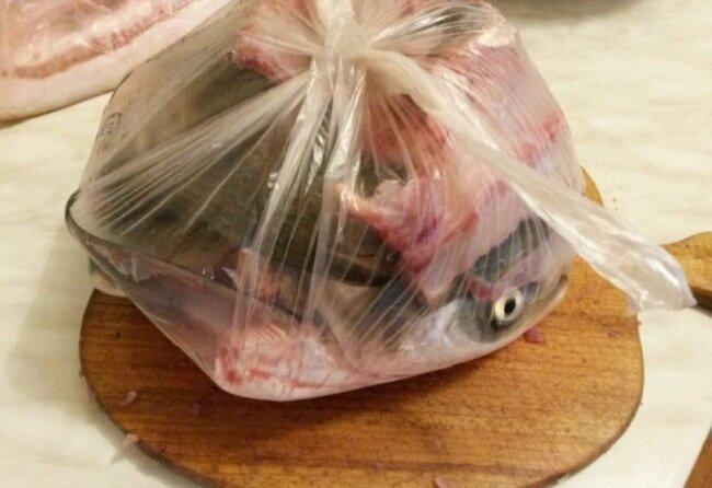 Подскажу отличный и быстрый рецепт засолки любой речной рыбы