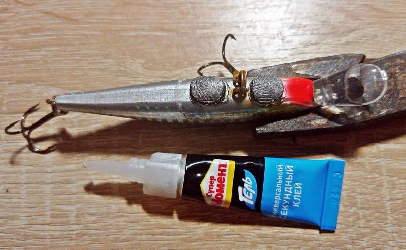 Использовать для подгрузки воблеров что лучше: суспендоты или дробинки