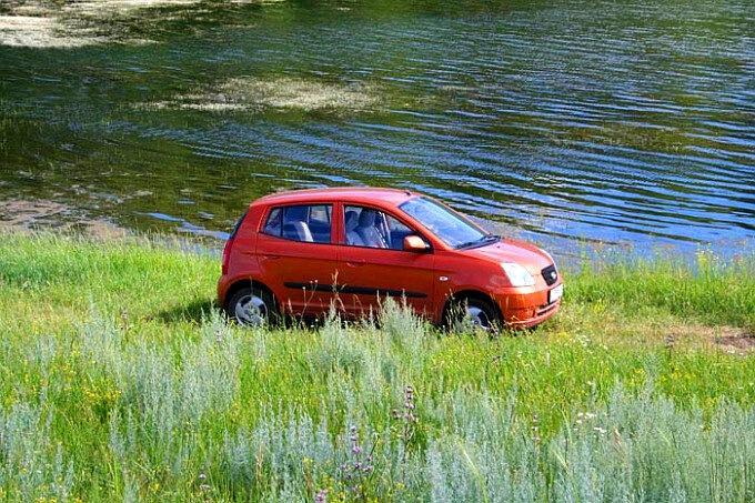 Моя машина стоит в метре от водоема и мне ничего за это не будет. Это возможно, даже суд подтвердил!