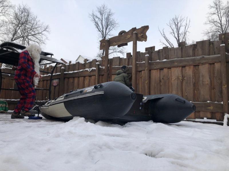 Подготовка лодки к зиме - 6 простых советов